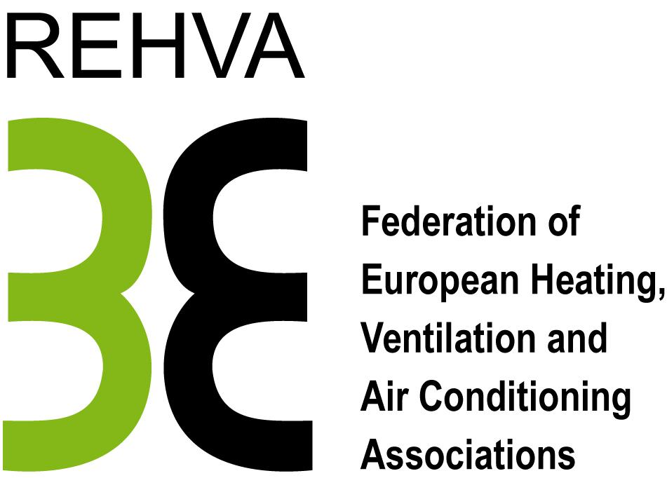 REHVA logo right text