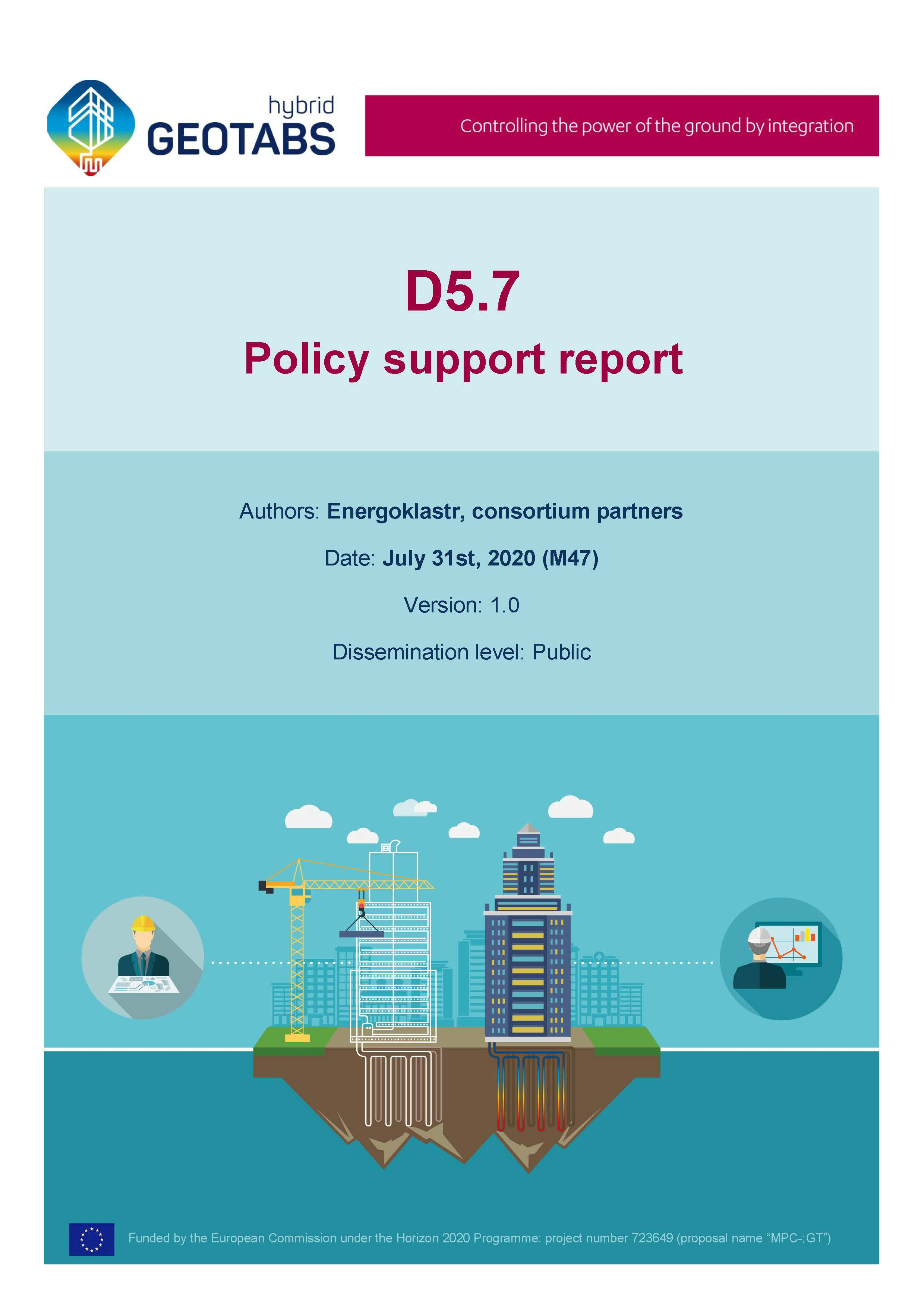 D5.7 front cover