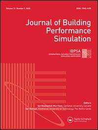 Fluid paper cover Journal of Building Performance Simulation