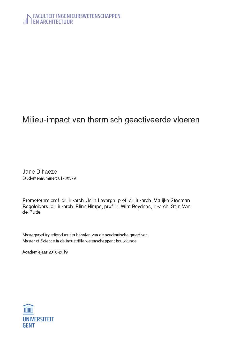 Jane D haeze cover